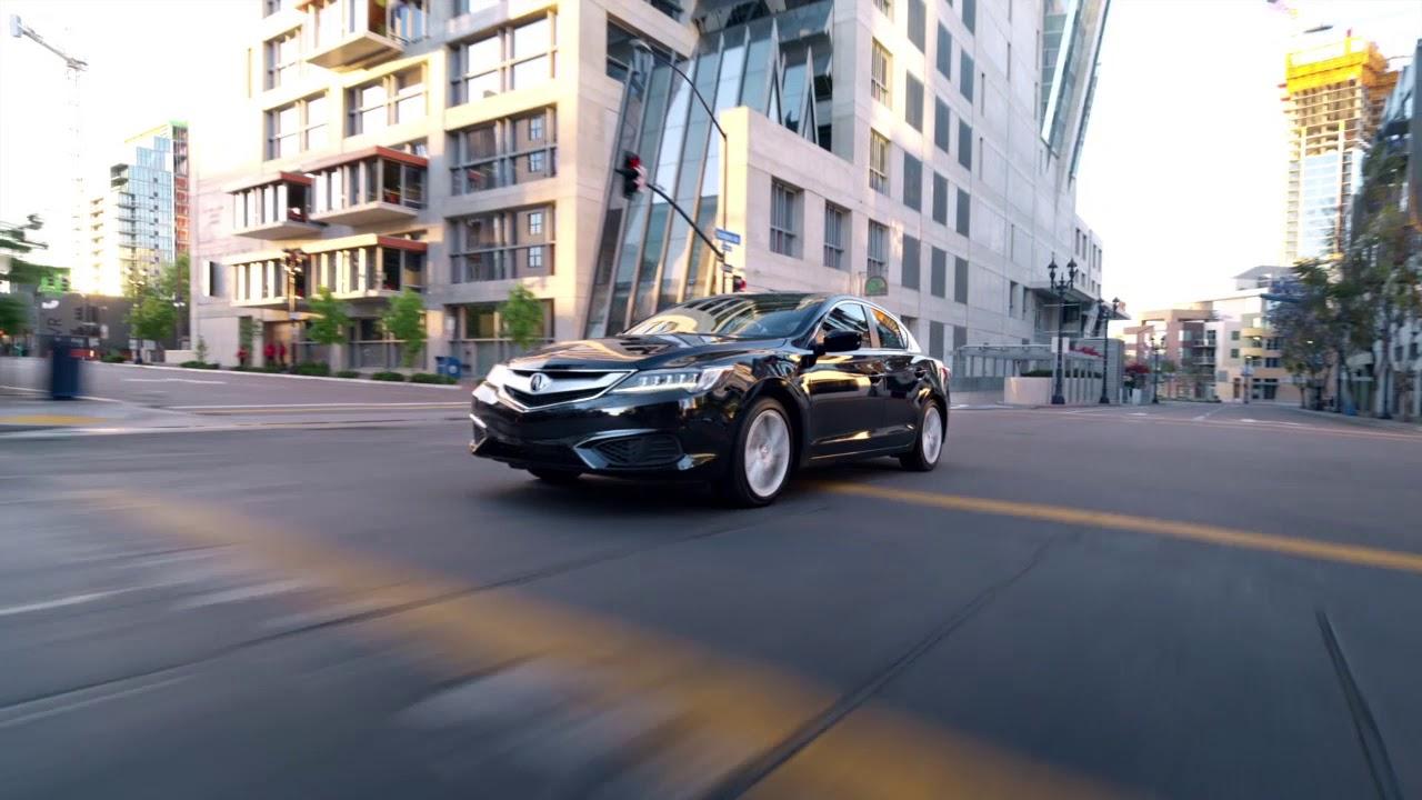 2018 Acura ILX at Mac Churchill Acura! - YouTube