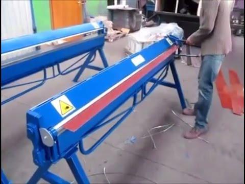Резка металла на станке с ЧПУ (Cutting metals)