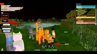 Mating Season On Roblox Warrior Cats!