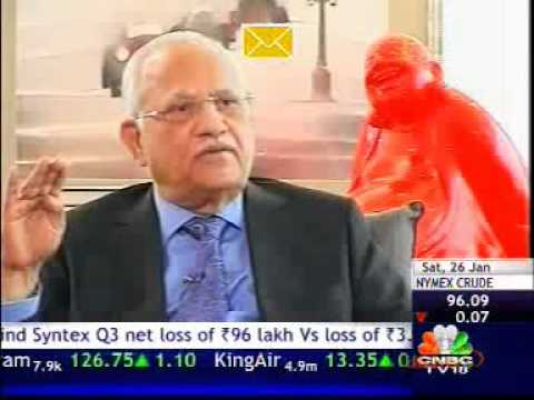 Dr Prathap C Reddy on The Forbes Show on CNBC TV18