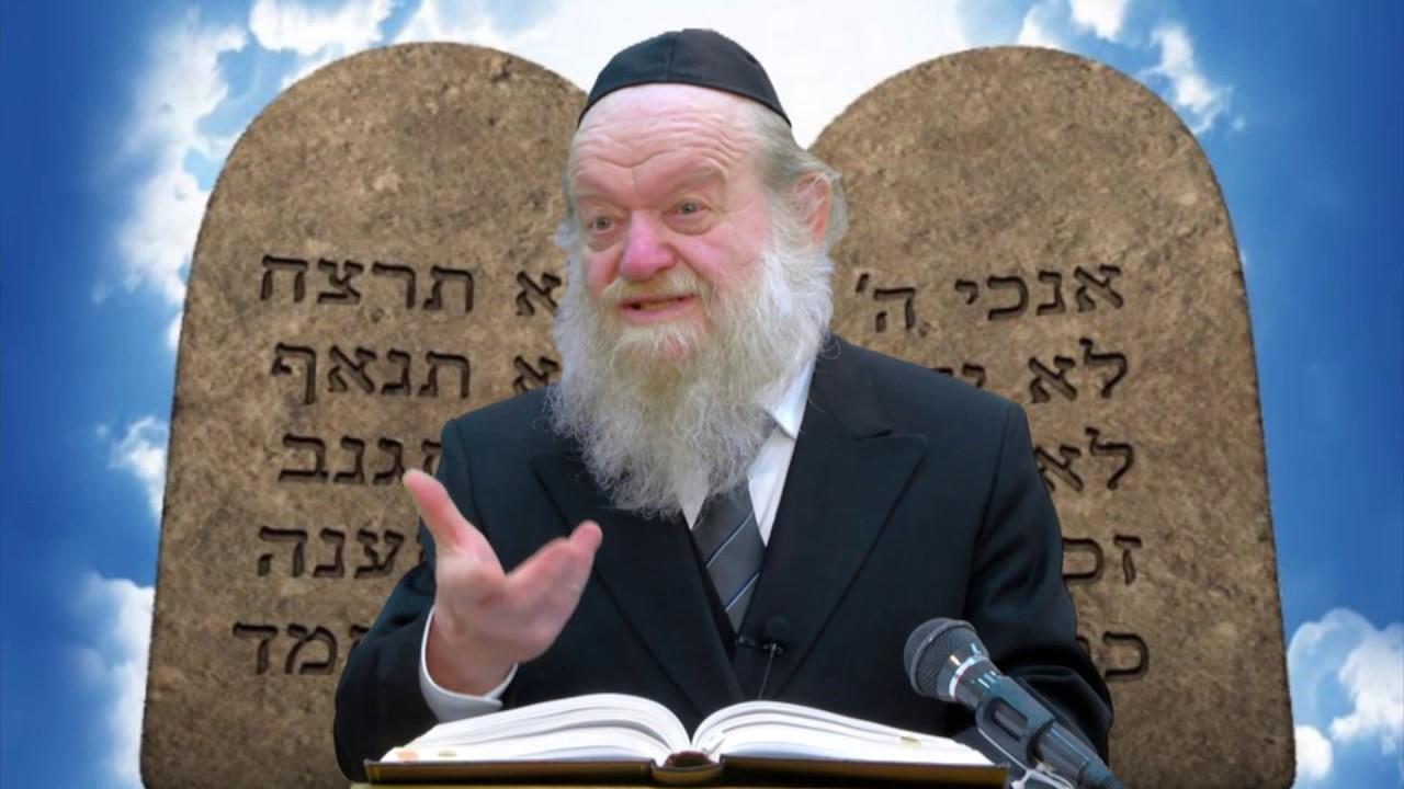 הרב יוסף בן פורת - פרשת יתרו - רואים את הקולות HD