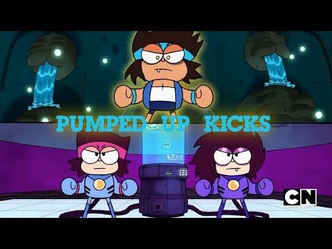OK KO  Pumped Up Kicks