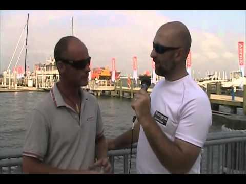 Chris Stanmore-Major Prepares For Final Leg Of Velux 5 Oceans Race