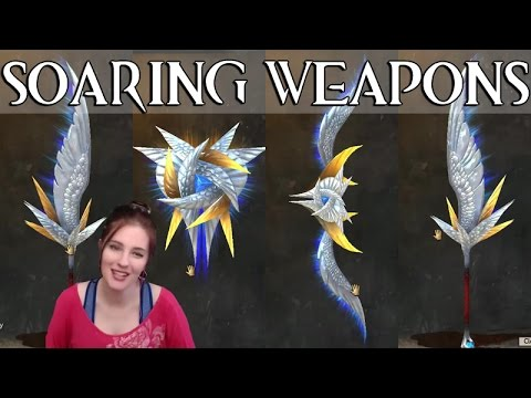 guild wars 2 how to get weapon skins