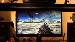 aoc u2868pqu 28 4k 1ms 60hz monitor review by totallydubbedhd