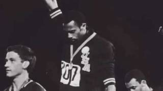 1968 The Black Power Salute