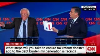 Ted Cruz Buries Bernie Sanders With Reagan-Obama Comparison