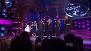 7 American Idol Winners - Together We Are One (Tribute to Simon Cowell) [HQ]