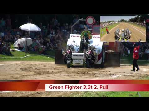Green Monster Team Krumbach 2015
