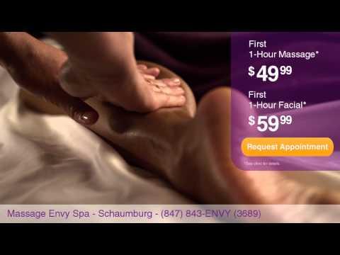 Massage Envy Spa - Schaumburg National Branding