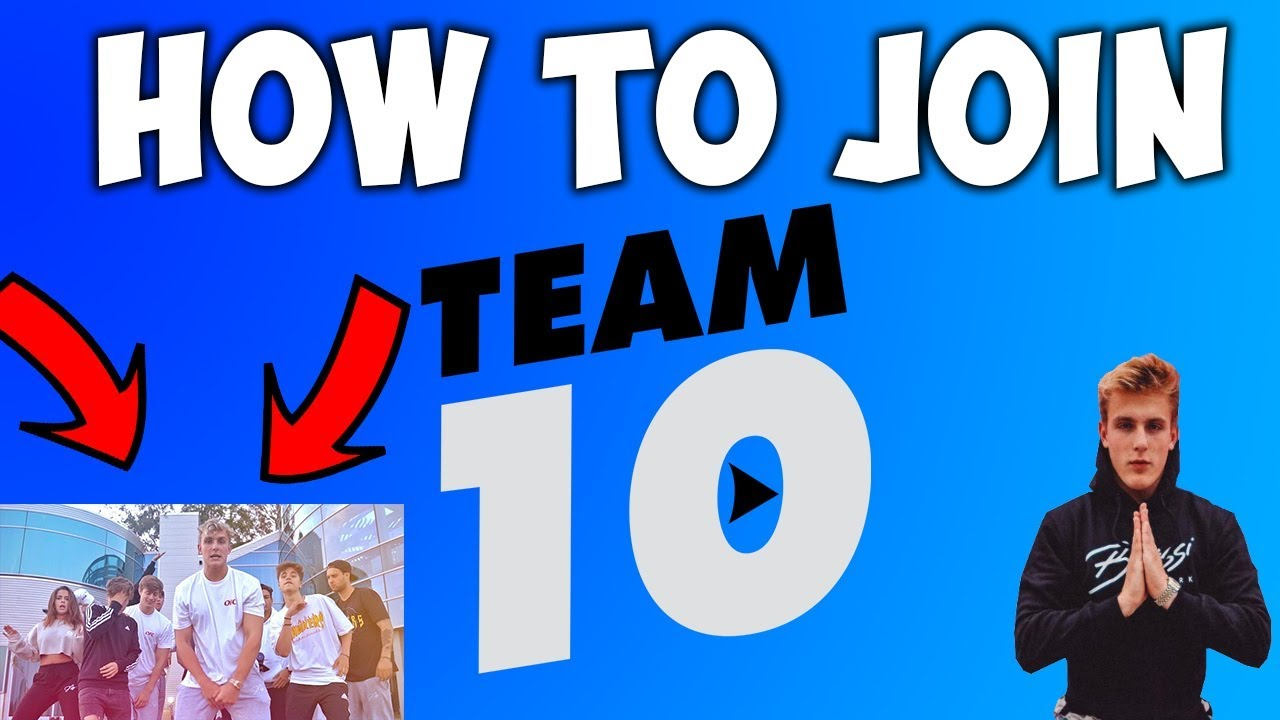 How to join the team 63