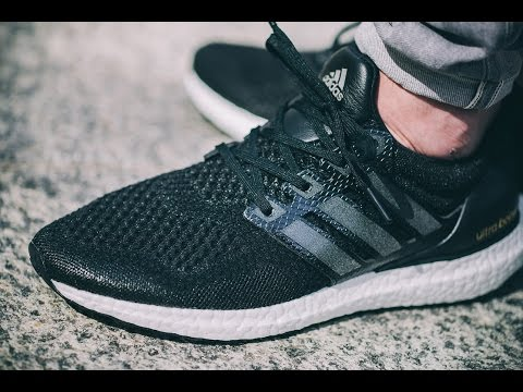 Adidas Ultra Boost Collective J&D (Triple Black Edition) Unboxing