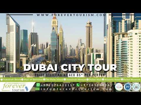 Dubai city tour – Dubai city tour 2021- 20 best places to visit in Dubai 2021 [4k] 🛬😍🚗🚆🛫