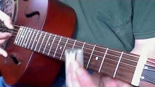 Delta blues slide lesson.wmv