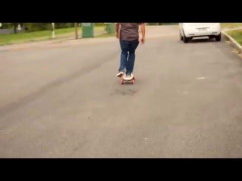 Skate longboard ...