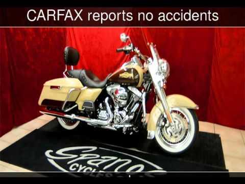 2014 harley davidson road king used motorcycles daytona for Spanos motors daytona beach
