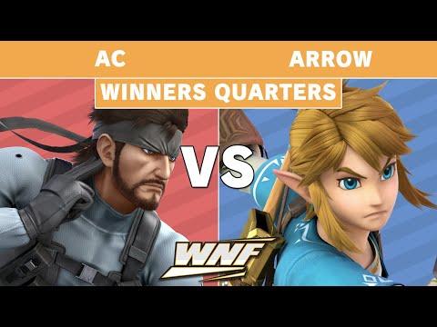 WNF 2.3 - AC (Snake) Vs. Arrow (Link) Winners Quarters - Smash Ultimate