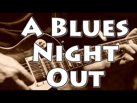 A Blues Night Out - Live music Hamilton New Zealand - Hamilton Blues Society