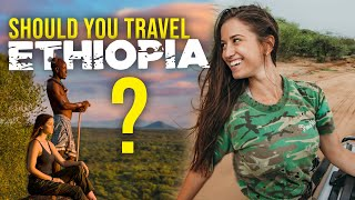 Top 5 AMAZING Places to Visit in Ethiopia   Africa Travel Guide