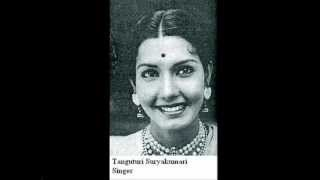 Maa Tenugu Talliki - Non Film Song - T.Suryakumari