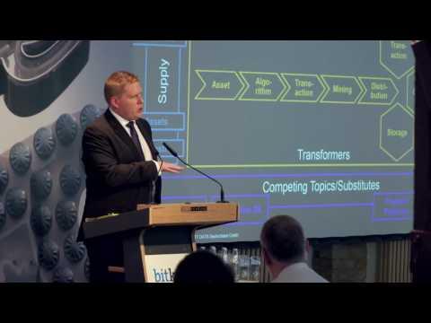 Distributed Ledger – Technologie der Zukunft? | Benjamin Matten | Digital Banking Kongress