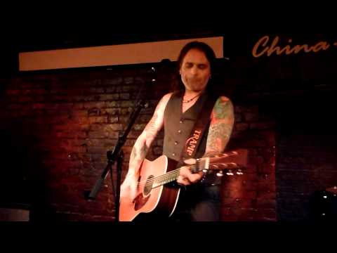 Mike Tramp - Cry For Freedom (China-Town-Cafe, Moscow, Russia 27.02.2015)