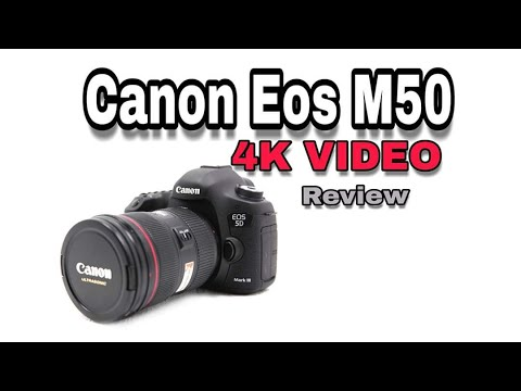 My Camera Canon M50  | Review | By : QATAR FACE