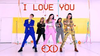 [EAST2WEST] EXID - 알러뷰 (I LOVE YOU) Dance Cover