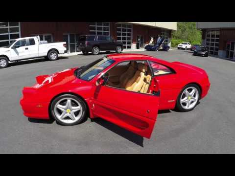 The Ferrari 355 Gts Doovi