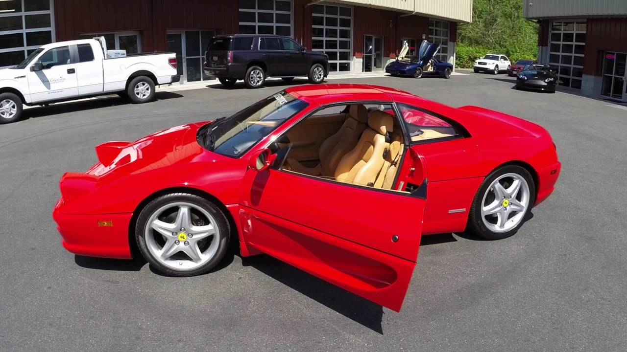1999 Ferrari F355 GTS For Sale - YouTube