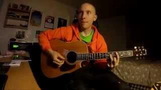 Neljänsuora - Kaksi kauneinta (Guitar Cover)