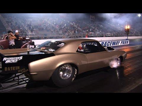 TULSA MIDNIGHT DRAGS - Big Tire Shootout