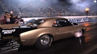 TULSA MIDNIGHT DRAGS - Big Tire Shootout