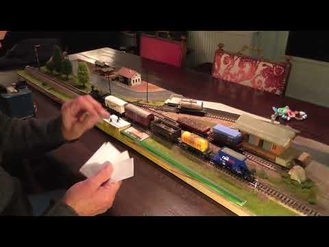 Vlog 88Xtra2 Inglenook Puzzle Build Part 2