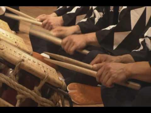 Kodo Taiko Drummers