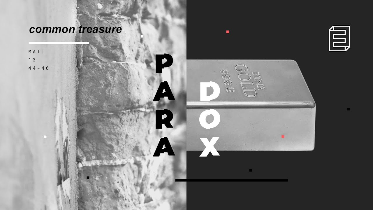 Paradox | common_treasure Cover Image