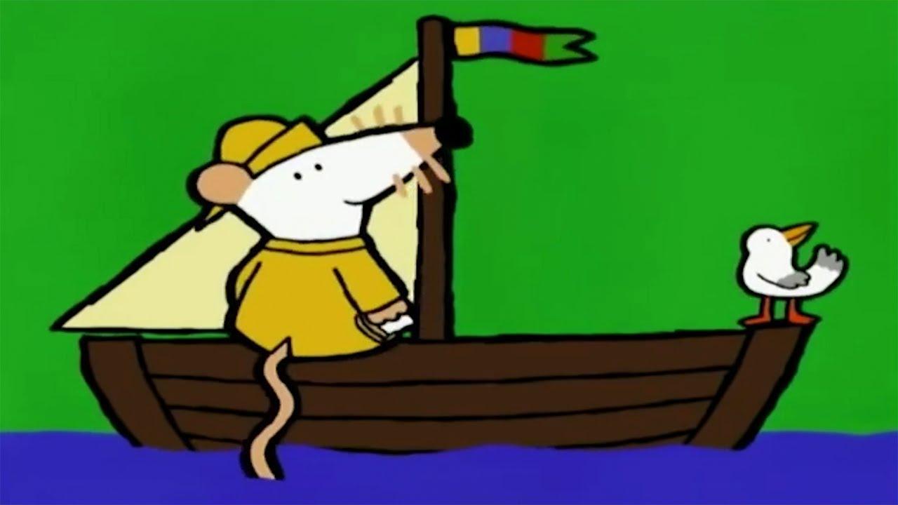 Mimi la souris le bateau dessin anim complet en francais youtube - Jeux de mimi la souris ...