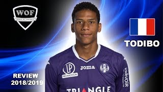 JEAN-CLAIR TODIBO | Fantastic Goals, Skills, Assists | Toulouse | 2018/2019 (HD)