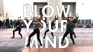 Dua Lipa - Blow Your Mind | Radix Dance Fix Ep 2 | Brian Friedman Choreography