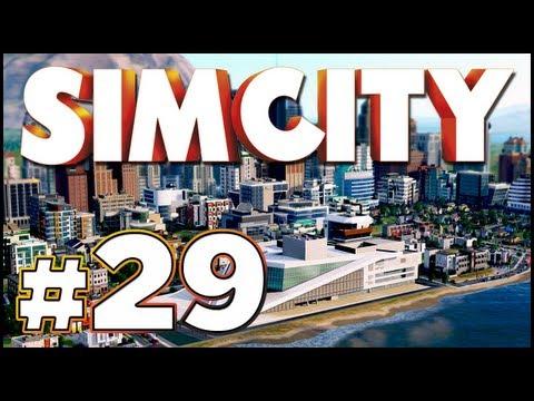 SimCity: Ep 29 - Stockholm City Hall!