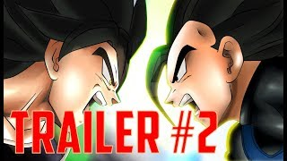 Dragon Ball Super Movie 2018 TRAILER #2 Extended FAN FILM