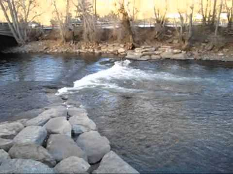Arkansas River & Riverside Park - Salida, CO