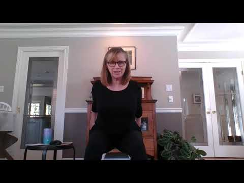 Chair Fitness with Pauline Vandrmoor