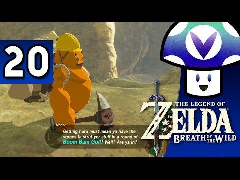 [Vinesauce] Vinny - Zelda: Breath of the Wild (part 20) + Art!