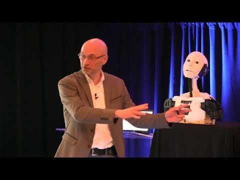 Robotics, Customer Interactions, and BPM: Francois Bonnet, ITESOFT