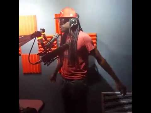 Shortpree  Interviewed on Power 95.1 FM Grenada Radio Show -1 July 2016