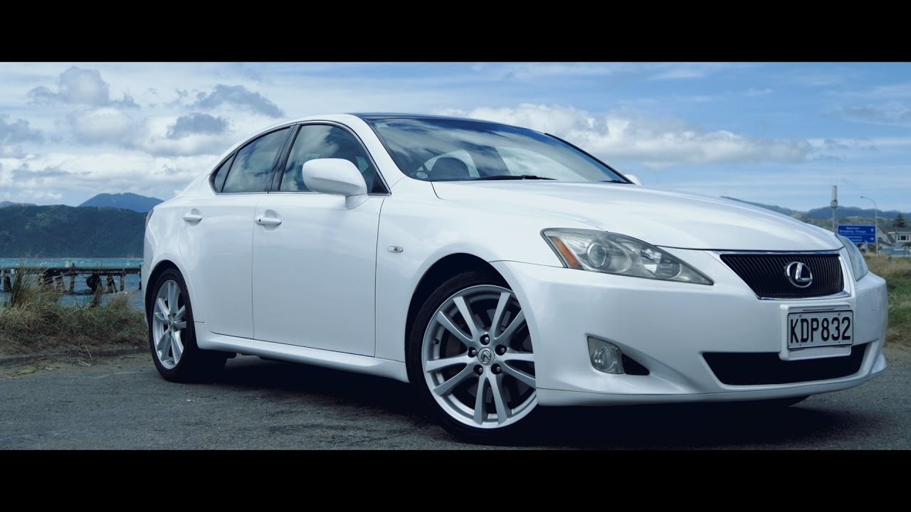 Lexus IS 350 2007 Review | The Best Japanese Response? - YouTube