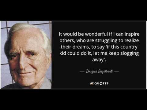 """Doug Engelbart excerpt from """"What the dormouse said"""""""