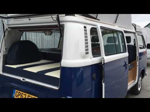 VW T2 Brazilian Camper Conversion by VanWurks