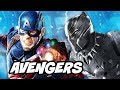 Black Panther 2018 Teaser Synopsis and Avengers Infinity War Crossover Explained